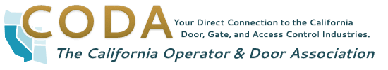 The California Operator & Door Association