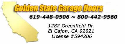 Golden State Garage Door